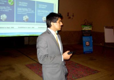Announcements by Sohail Imran (Corvit)