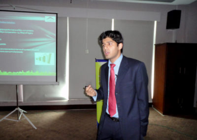 Session on Cisco Unified Wireless Solutions by Usama Waheed (Corvit)