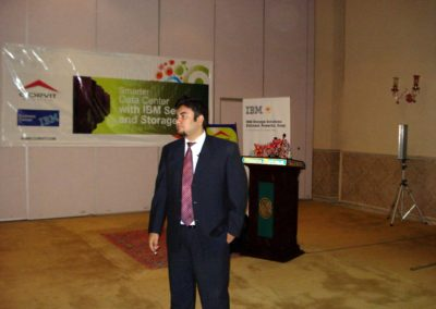 Session on IBM Servers by Zaheer Fasih (IBM)