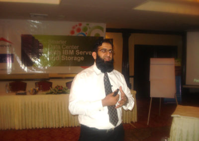 Session on IT Services Management by Tauseef Amjad Latif (Corvit)