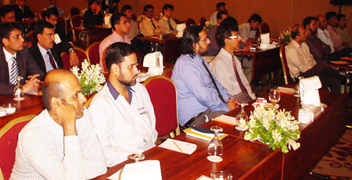 Salman Bakhtari (Cisco Systems) engaged the listeners completely in Learn to Secure Session