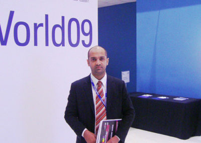 Mr. Omer Farooq (Manager Sales)
