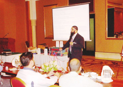 Learn to Unwire Session by Tauseef Amjad Latif of Corvit Networks
