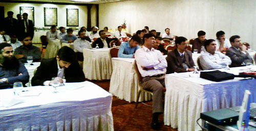 Learn to Secure Session by Qazi Tahir of Corvit