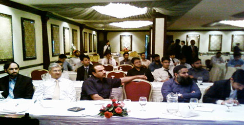 Cisco & It Industry of Pakistan by Habib Ullah Khan of Cisco Systems
