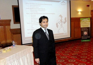 Session on L2 Security by Ali Khan