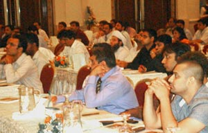 People listening to Ali Shahbaz from Corvit Networks