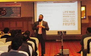 Session on Cisco & ITSM by Tauseef Amjad