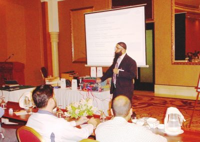 1. Learn to Unwire Session by Tauseef Amjad Latif of Corvit Networks