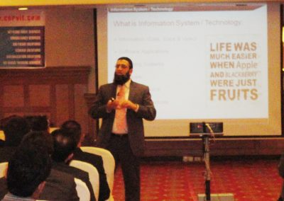 6. Session on Cisco & ITSM by Tauseef Amjad